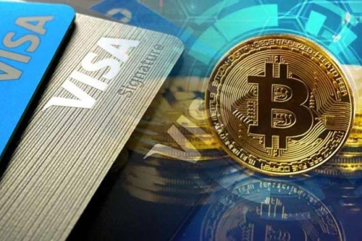 Criptomonedas en tarjetas de debito