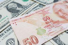 Turquía incluye criptomoneda