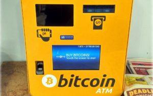 venta de bitcoins a través de cajeros automáticos