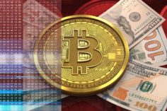 criptomonedas por moneda fiduciaria