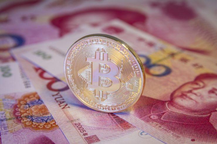 Criptomoneda china en crecimiento