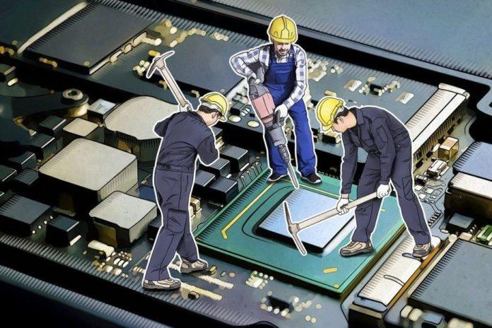maquinas utilizadas para la criptomineria