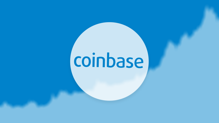 Por accidente Coinbase guardó