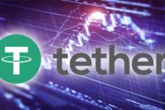 Tether ha llegado a su máximo histórico