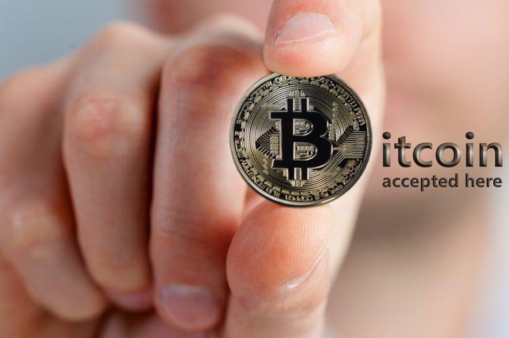 El volumen de transacciones de Bitcoin supera a Visa