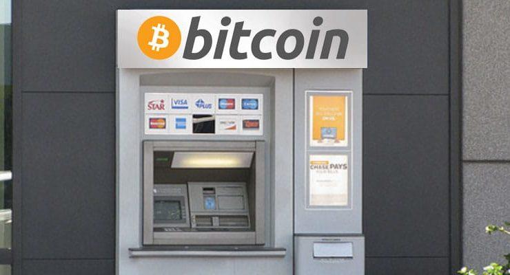 Sigue creciendo el número de cajeros automáticos de Bitcoin