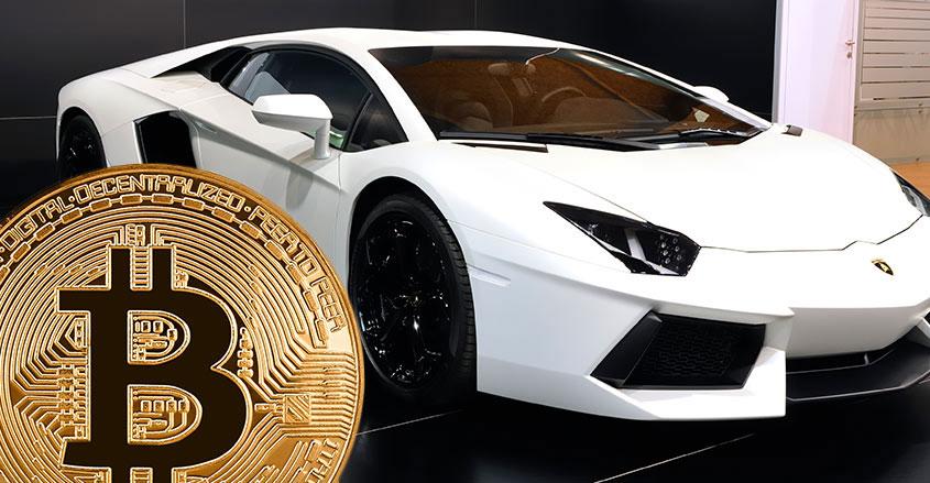 cómo viven los ricos del Bitcoin