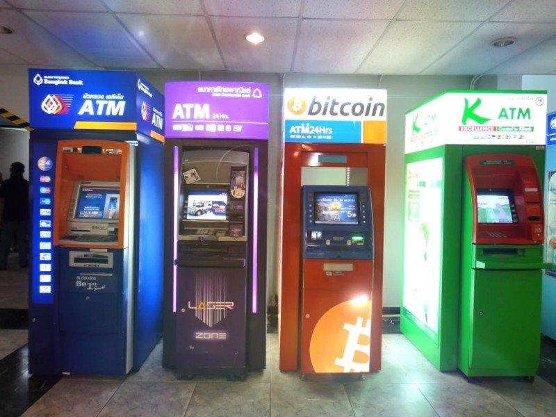cajeros de bitcoin