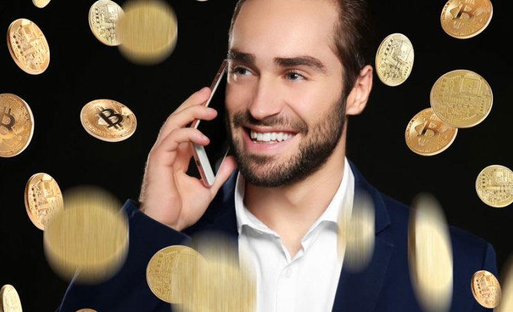 millonarios del Bitcoin