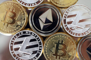 Las aplicaciones y las monedas digitales