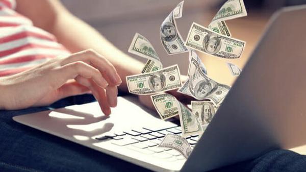 ganar algo de dinero en Internet