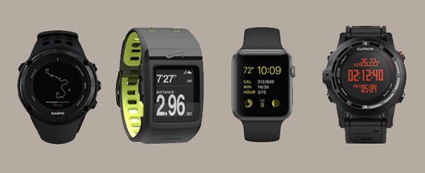 avance de La tecnología en los relojes