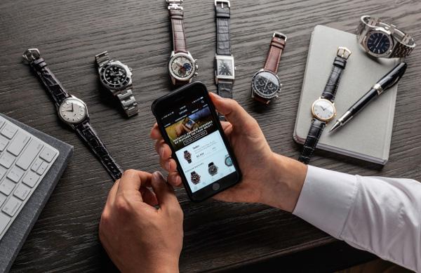tecnología en los relojes