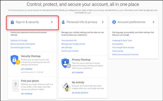 evitar hackeo de gmail