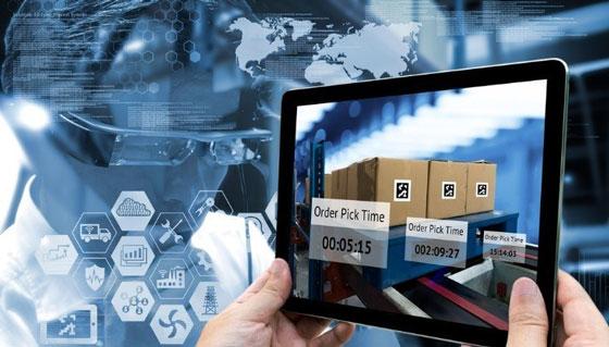 tecnología de la logística