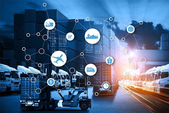 tecnología y logística empresarial