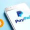 Paypal subió niveles históricos al recibir a las Criptomonedas en su plataforma