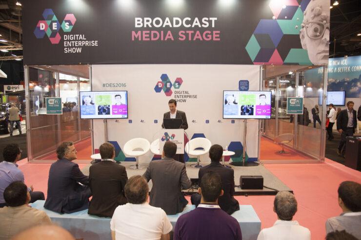 Para el 2021 la feria Digital Business World Congress: Inteligencia artificial y Blockchain