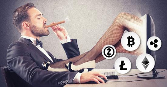 pagar porno con criptomonedas