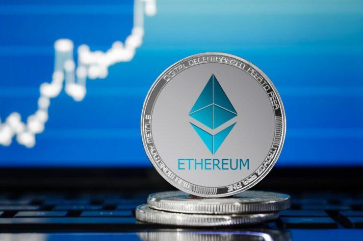 Precio de Ethereum continúa aumentando