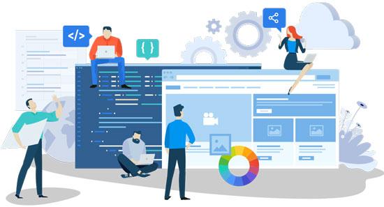 ganar dinero creando webs