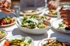 nicho de la comida sana