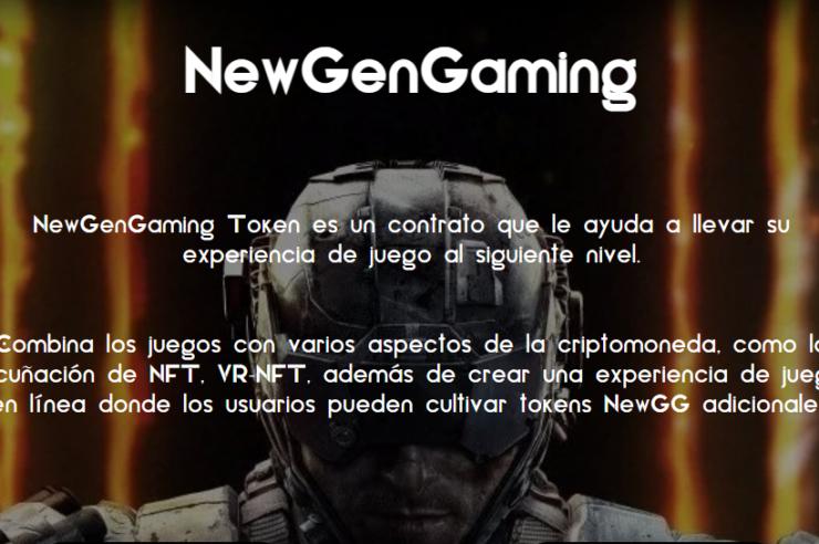 NewGenGaming
