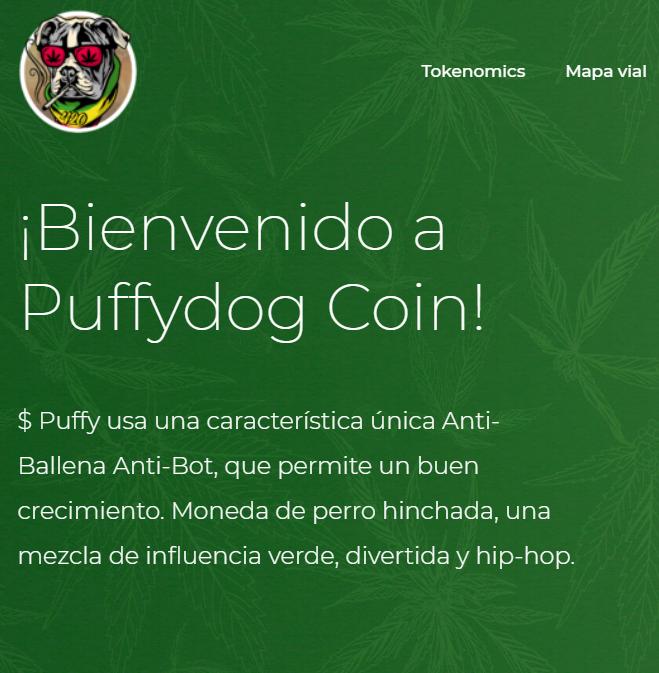 PuffyDog Coin