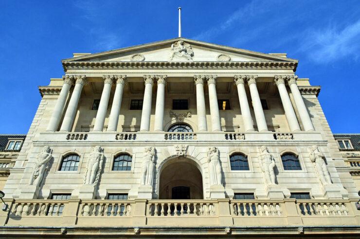El banco de Inglaterra informa públicamente que