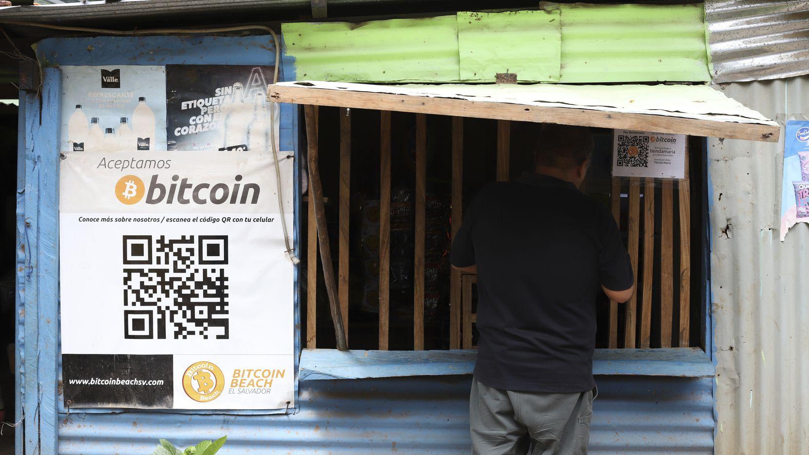 Salario en bitcoins en El Salvador