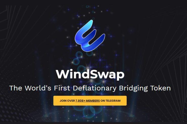Qué es WindSwap y cómo conseguirlo