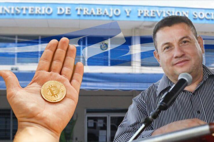 ¿Salario en bitcoins en El Salvador?