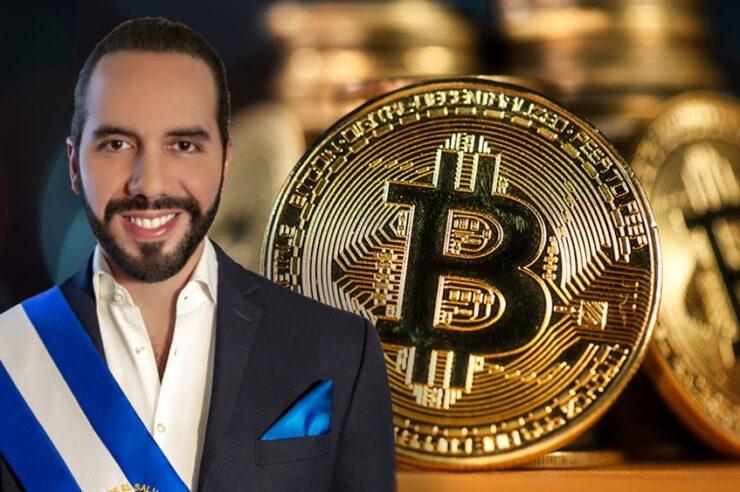 El presidente Nayib Bukele desea que el Bitcoin sea una moneda oficial