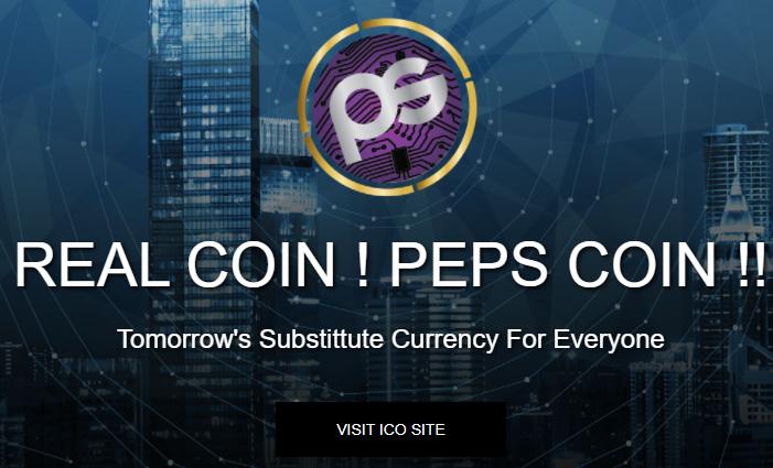 PEPS Coin