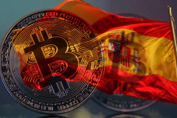 España no tiene buen posicionamiento en el ranking de adopción de criptomonedas