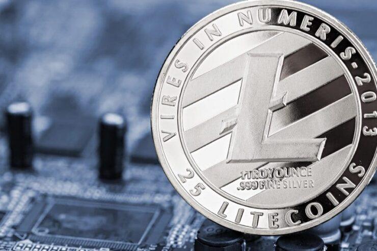 Litecoin decae mientras que el BTC y ETHER apuntan arriba